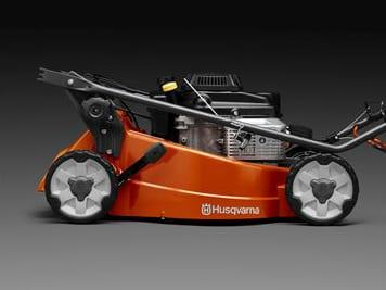 Husqvarna Græsslåmaskine H320-0648_1