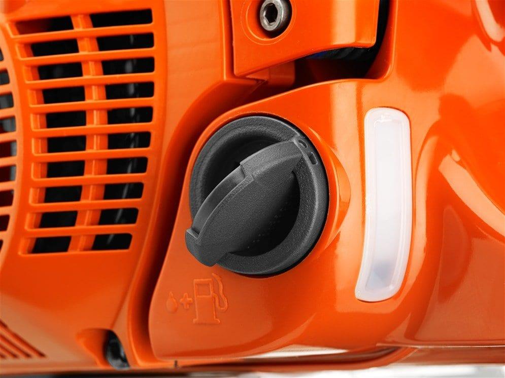 Motorsave Benzindæksel Med Vippeanordning