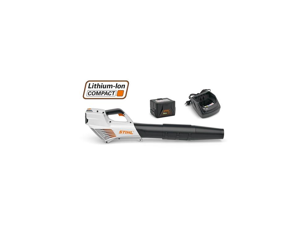 STIHL Batteriløvblæser BGA 56 Fri Fragt, Med Batteri Og Lader