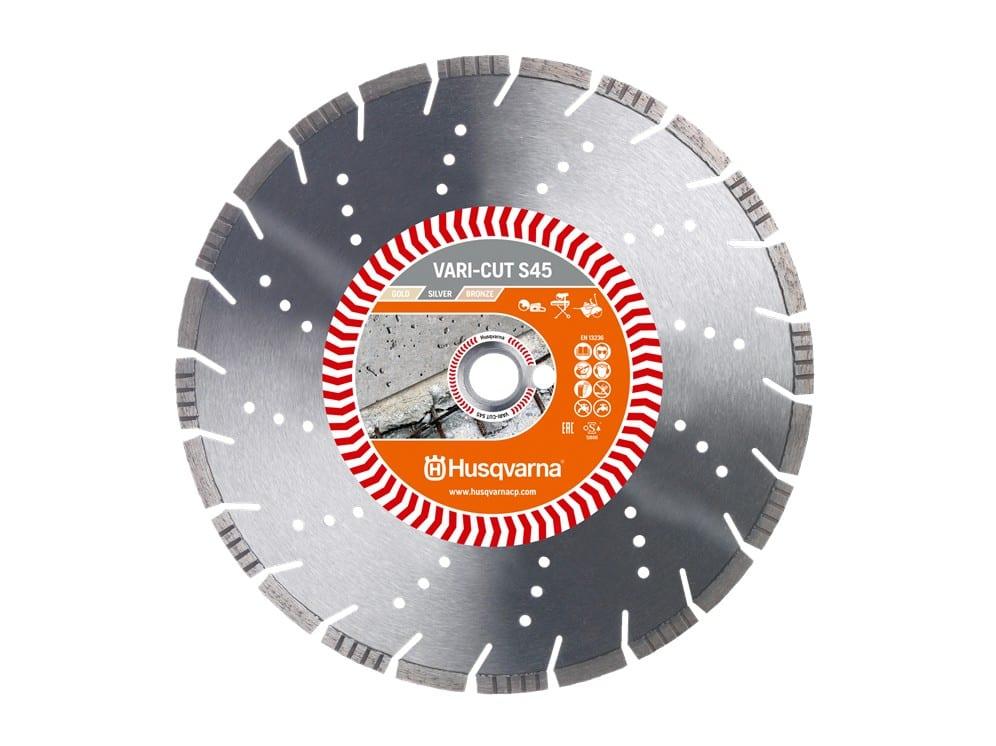 Husqvarna Vari-Cut S45 400 10 25, 4/80 Fri Fragt